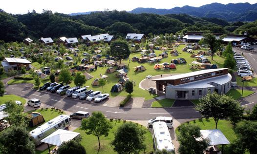 大子広域公園オートキャンプ場,茨城県,おすすめ,キャンプ場