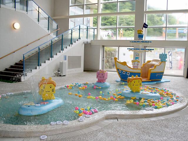 ユネッサン幼児用プール,神奈川,プール,室内