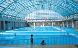 清水ヶ丘公園 プール,神奈川,プール,室内