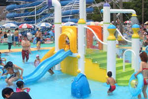 東条湖 おもちゃ王国 ウォーターパーク アカプルコ,関西,屋内,プール