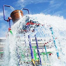 デカパトスのふれあい水遊びプール,関西,屋内,プール