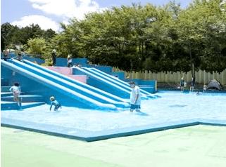関西サイクルスポーツセンター フォレ・リゾ!のスライダー,関西,屋内,プール