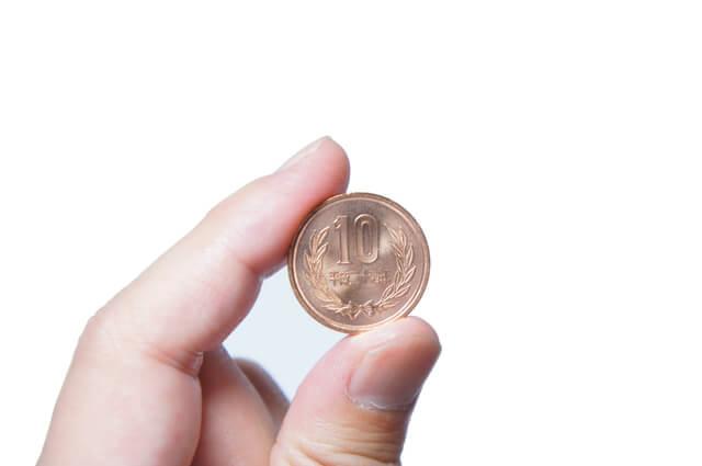 10円 ピクスタ,自由研究,簡単,