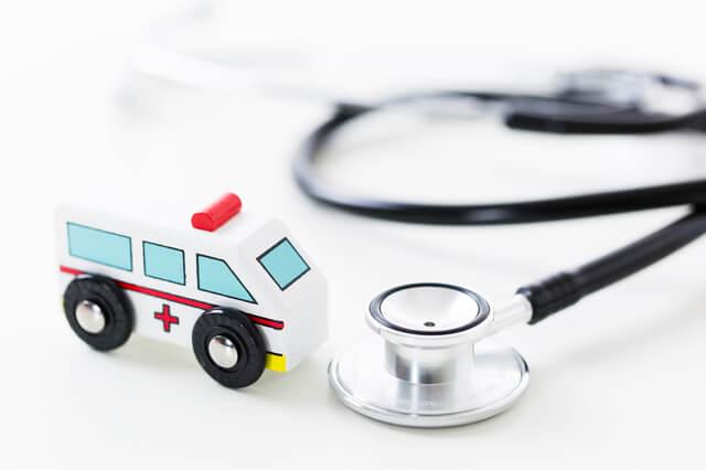 救急車,グッズ,おでかけ,暑さ対策