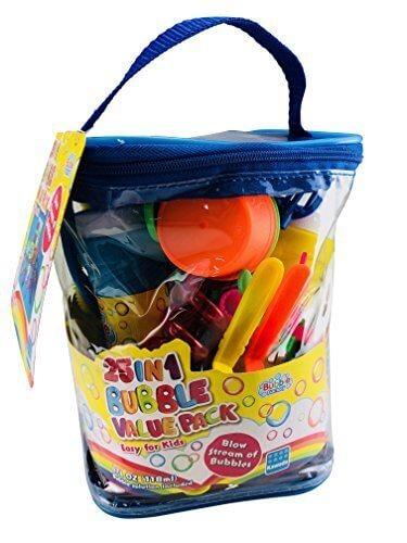 シャボン玉 25in1バブル・バリューパック BU-W019,しゃぼん玉,