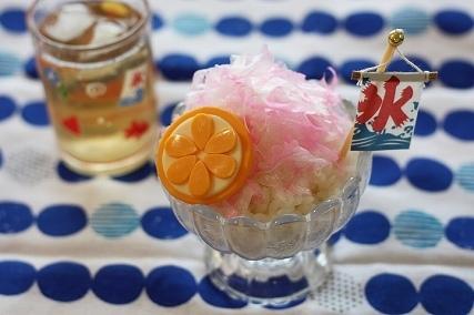 かき氷風ライス,夏,ランチ,レシピ