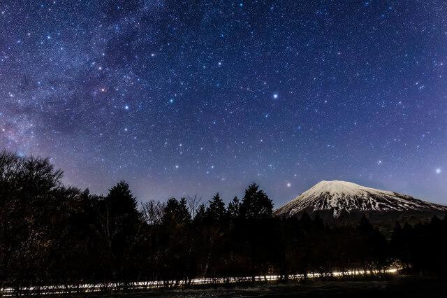 星空のイメージ(ピクスタ),東京,プラネタリウム,おすすめ