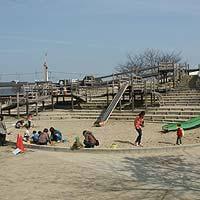 水尾公園,大阪府,アスレチック,公園