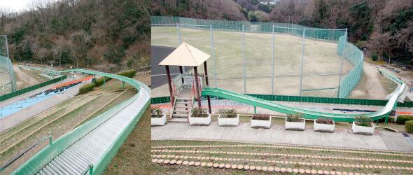 忍頂寺スポーツ公園 わんぱく広場,大阪府,アスレチック,公園