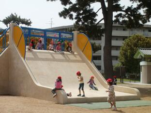 浜寺公園の北児童遊戯場,大阪府,アスレチック,公園