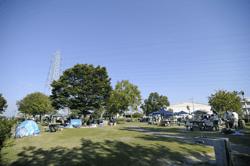 戸田川緑地のピクニック広場,手ぶら,バーベキュー,愛知県