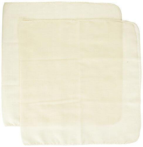 ファブリックプラス 赤ちゃん用ガーゼ沐浴布 コットンガーゼ(80本ガーゼ) 日本製 35×70cm 2枚セット 生成り(無漂白) 綿100%,赤ちゃん,ガーゼ,