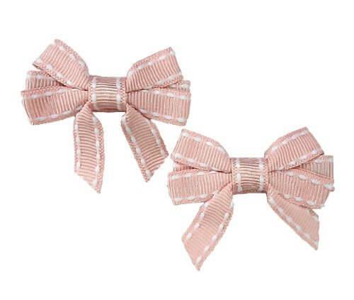 Angel's ribbon エンジェルズリボン(左右2ケ入) ATWIN007,ベビー,ヘアピン,おすすめ