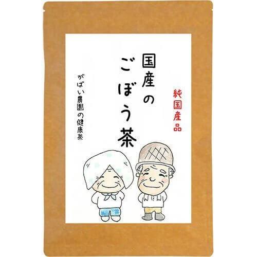 国産の手作り ごぼう茶 2g×50包,ノンカフェイン,お茶,妊婦