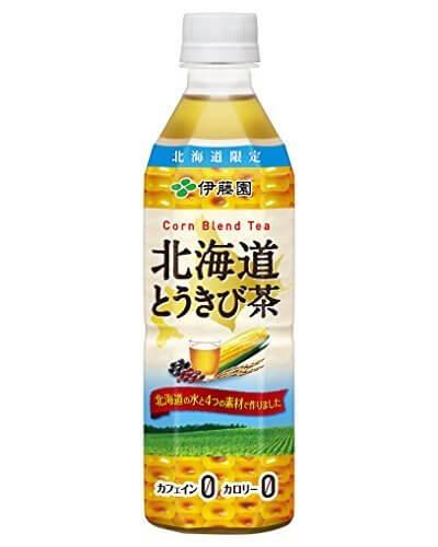 伊藤園 北海道とうきび茶 500ml×24本,ノンカフェイン,お茶,妊婦