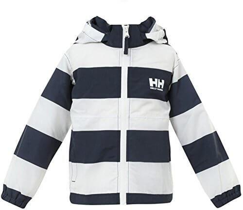 (ヘリーハンセン) HELLY HANSEN キッズ ジュニア ウインドブレーカージャケット【hoj11603】 130cm ボーダーネイビー,キッズ,ウィンドブレーカー,
