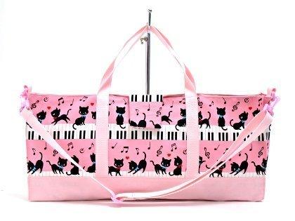 2wayケースピアノ黒猫ワルツ,ピアニカ,ケース,