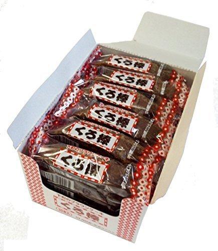 クロボー製菓 くろ棒 1本×30袋,ハロウィン,お菓子,Amazon