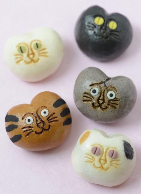 猫子まんじゅう,ハロウィン,和菓子,おすすめ