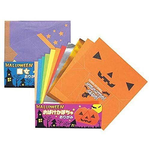 ハロウィン おりがみ 2冊セット,ハロウィン,折り紙,