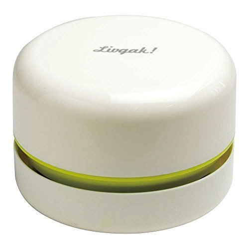 ソニック 卓上 そうじ機 リビガク スージー 乾電池式 アイボリー LV-1845-I,リビガク,