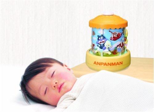 アンパンマンおやすみメリーゴーランド,ベビーベッド,おもちゃ,メリー