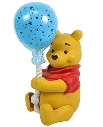 ディズニー くまのプーさん おやすみバルーンライトショー,ベビーベッド,おもちゃ,メリー