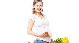 妊婦さんからの質問:「妊娠が分かるまでの食事内容は赤ちゃんに影響しますか?」,