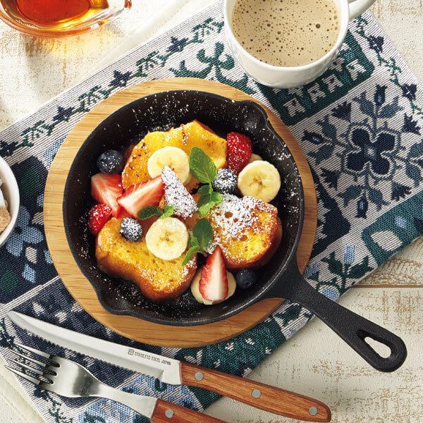 スキレット鍋 15cm(6インチ スキレットナベ),ニトリ,食器,おすすめ