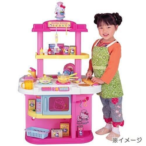 ハローキティ デラックスキッチン,2歳,誕生日,女の子