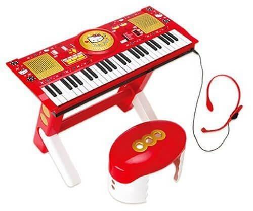 ハローキティ DJキーボード,2歳,誕生日,女の子