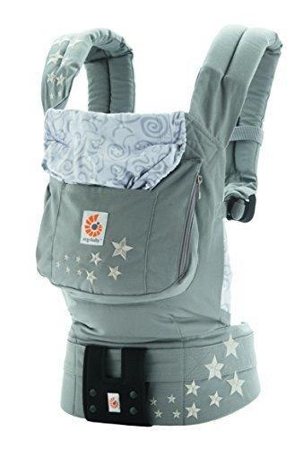 エルゴベビー(Ergobaby) 抱っこひも おんぶ 装着簡単 オリジナル/ギャラクシーグレー【日本正規品保証付】 CREGBC2EPNL,抱っこひも,