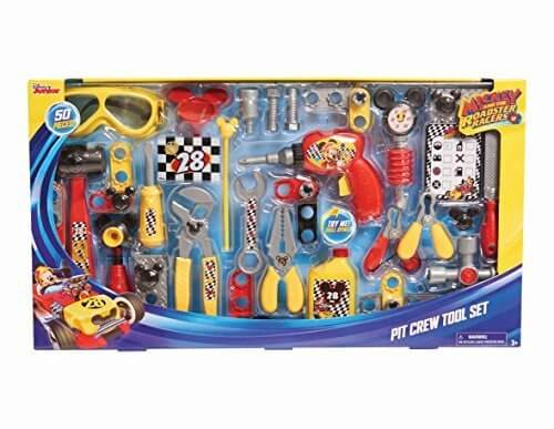 Just Play Boys Mickey Roadster Tool Set,コストコ,ベビー用品,