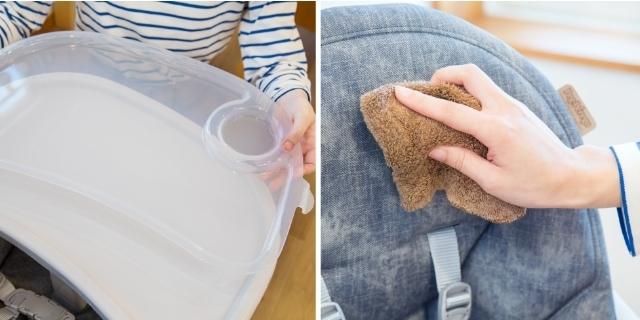 掃除しやすい,離乳食,チェア,