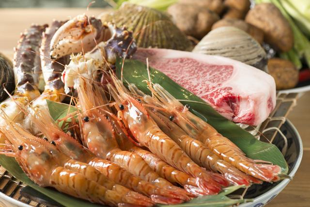 えびや肉などの食材,ふるさと納税,