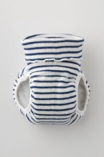 (チャックル) chuckle パンツ式おむつカバー新のびのびストレッチパンツ【5枚組】【13SS】 ブルー 70-95cm C4072V-00-31,布おむつ,使い方,