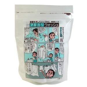 家庭用ソーダ アルカリウォッシュ500g,布おむつ,洗濯,