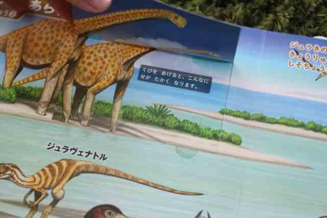 はっけんずかん 恐竜 内容 学研,はっけんずかん,