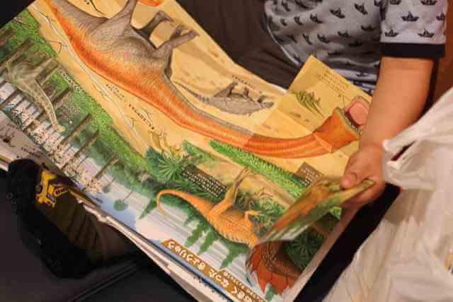 はっけんずかん 発見図鑑 学研  しかけ きょうりゅう 恐竜,はっけんずかん,