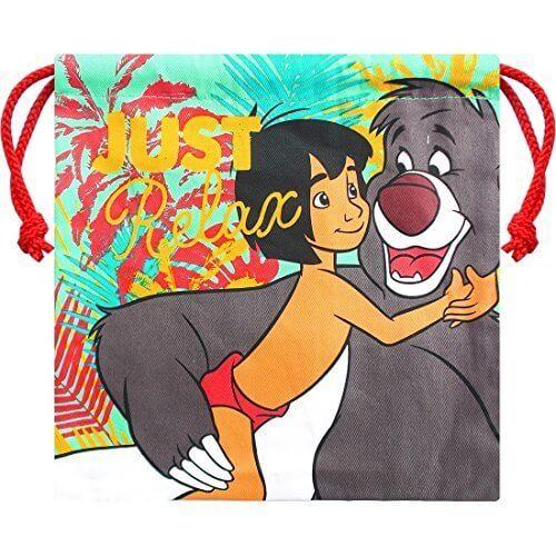 Disney ジャングル・ブック 巾着 ジャングルリズム APDS2421,ディズニー,絵本,グッズ