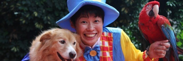 伊豆シャボテン公園のどうぶつ学習発表会,静岡県,動物園,かわいい