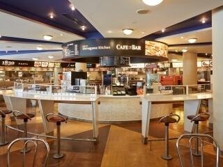 フードコート品川 CAFE&BAR,アクアパーク品川,イルカショー,