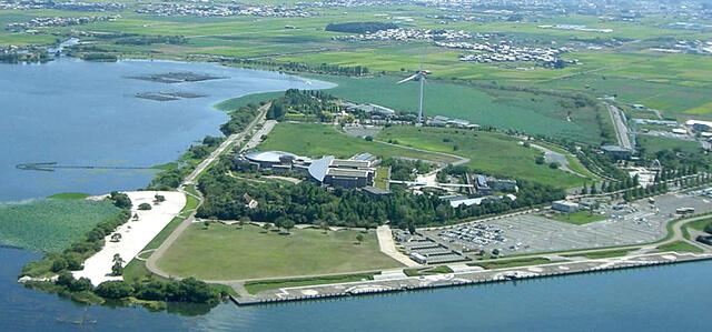 滋賀県立琵琶湖博物館,関西,水族館,おすすめ
