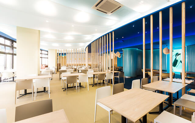 鴨川シーワールドレストラン「オーシャン」,千葉,鴨川シーワールド,