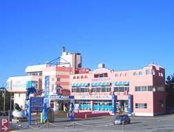 犬吠埼マリンパーク外観,水族館,千葉,