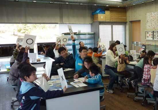 おさかな研究室,栃木県,なかがわ,水遊園