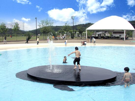 水の広場,栃木県,なかがわ,水遊園