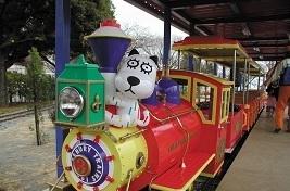 よみうりランドのわんぱく鉄道オリヴァー,遊園地,東京,