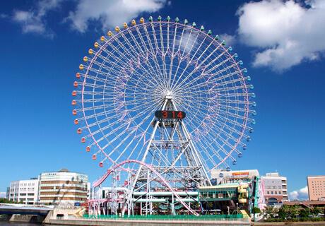 子連れでおでかけしたい横浜のテーマパークコスモクロックの画像,横浜,テーマパーク,遊園地