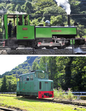 ,鉄道好き,テーマパーク,碓氷峠鉄道文化むら